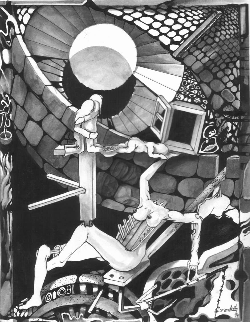 ilustratie de carte basm1997